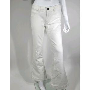 DL1961 Joy Flare Smart Denim Milk Jeans